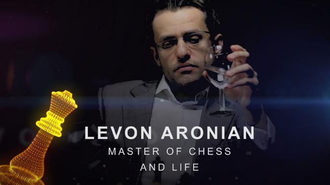 Exclusive Video Interview With Levon Aronian