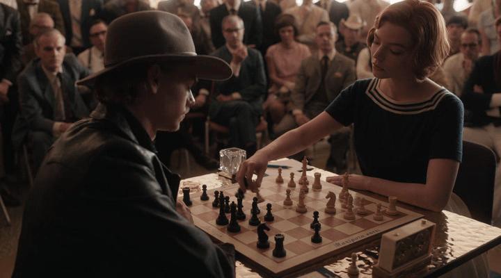 A strange Fischer Attack in The Queen's Gambit