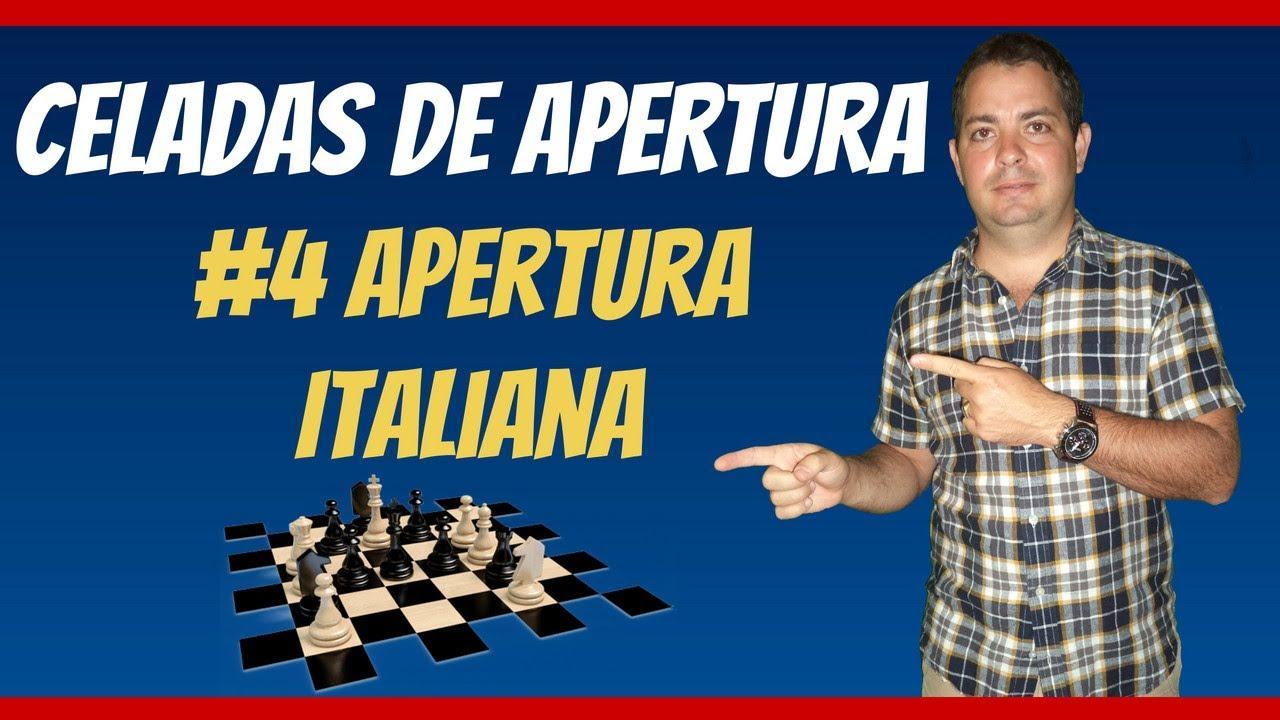 ✔️ Celadas de apertura en Ajedrez #4️⃣ vs Apertura Italiana