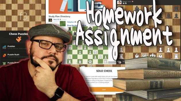 The Journal to Knitehood #4: Homework Assignment