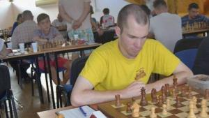 Road to the Grandmaster title - Kumania round 6 - Victory against the top rated Grandmaster