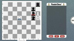 Whaaat?! You say a KING can deliver checkmate in PlunderChess®?!