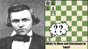 Checkmate in Two Puzzles Test (Very Hard)