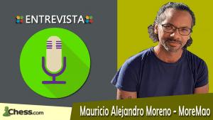 Entrevista con Mauricio Alejandro Moreno (Moremao)