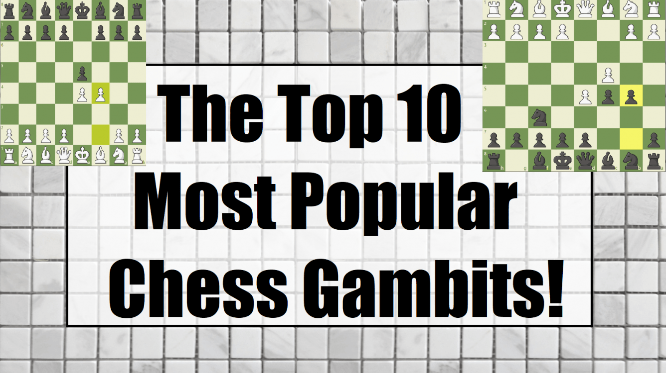 The Top 10 Most Popular Chess Gambits (as voted by you!)