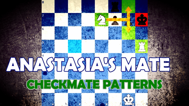 Checkmate Patterns - Anastasia Mate