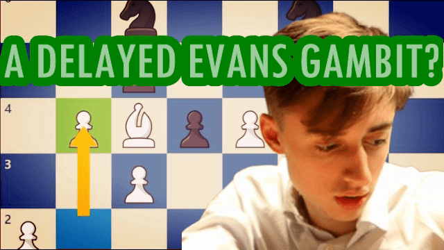 A game of the year candidate from Daniil Dubov