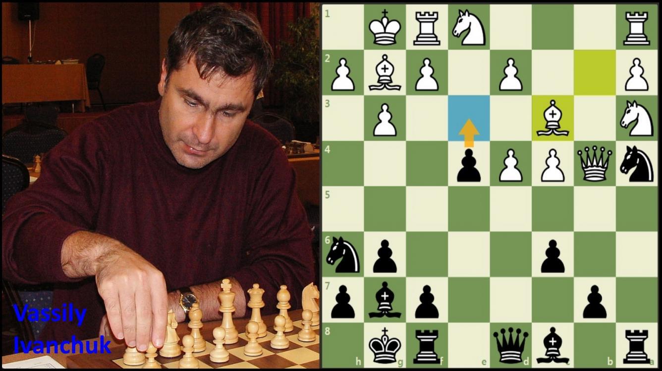 Great Chess Masterpiece: Lputian vs Ivanchuk (+ Video)
