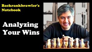 Analyzing Your Winning Games