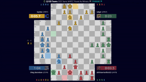 Watch a Historic Teams World 4 Player Chess Championship (W4PCC) Final live this Saturday