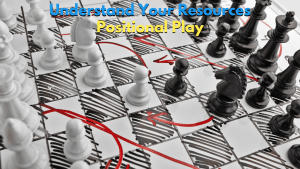 Understand Your Resources-Positional Play
