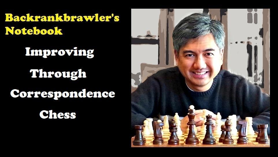 Improving Through Correspondence Chess