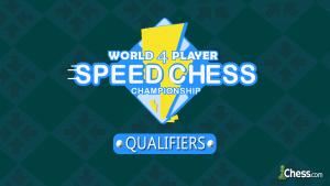 El Mundial Speed Chess para 4PC inicia hoy!