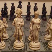 help me identify my chess set