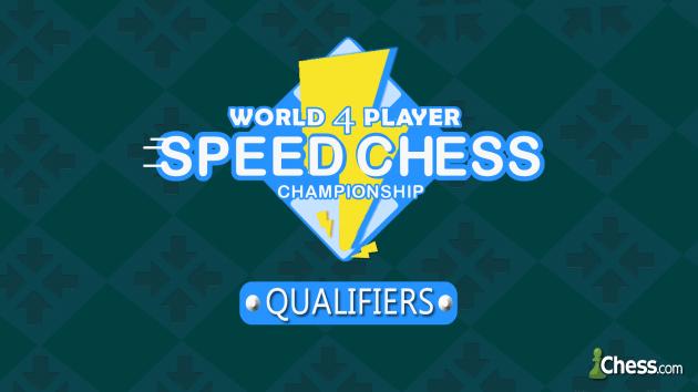 ⚡🚅El Mundial Speed Chess para 4PC ¡Este fin de semana!🚄 ⚡