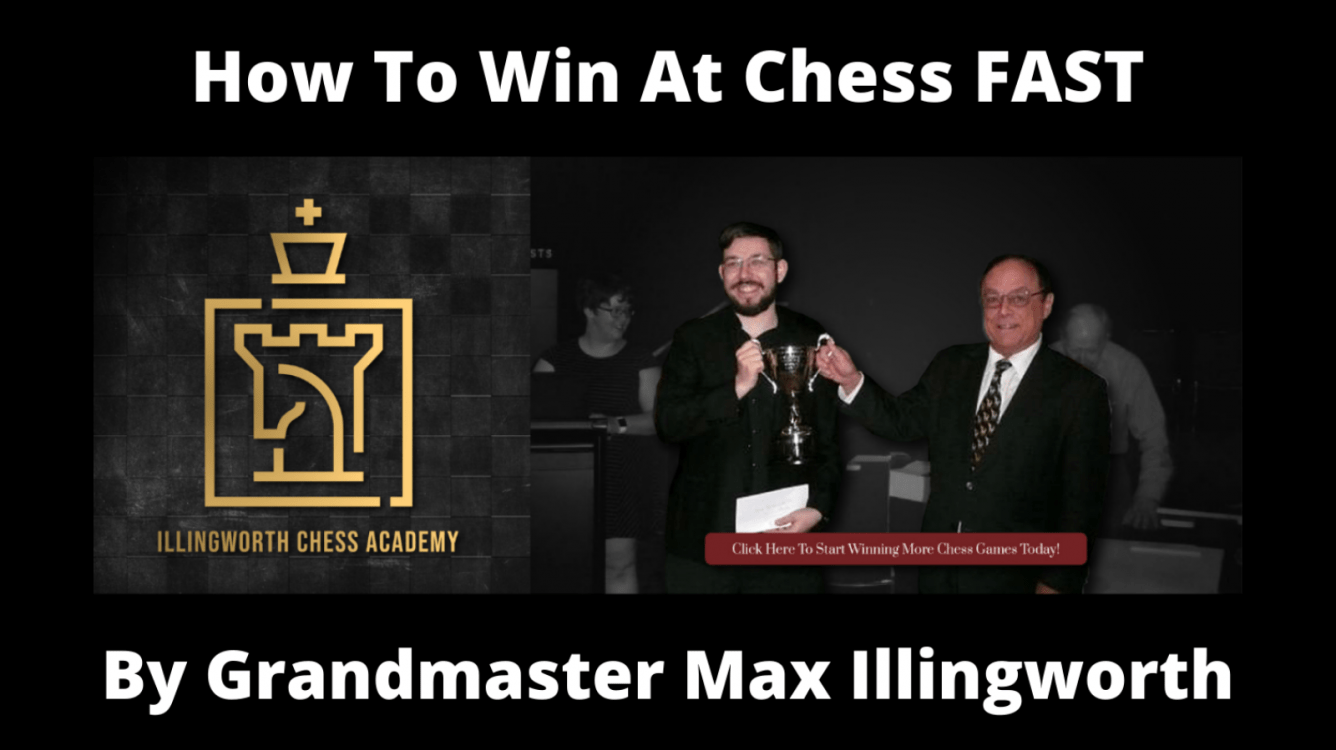 How To Win At Chess FAST!