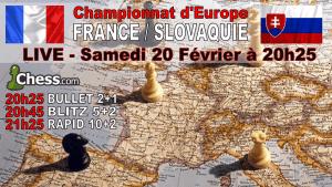 France Slovaquie ce samedi 20h25 ! On a besoin de vous !