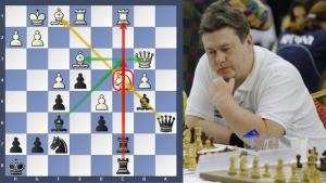 Road to the Grandmaster title - March GM round 2 - Sicilian Pin