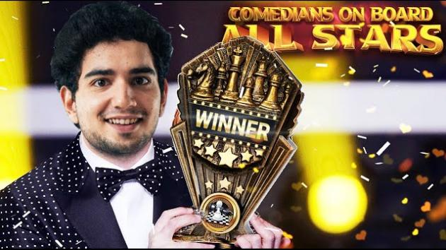 Samay Raina Wins Comedians On Board All Stars!