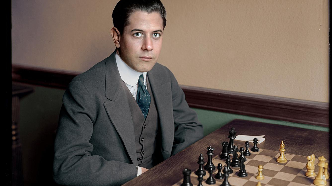 A Capablanca Game For Every Day of Spring #17