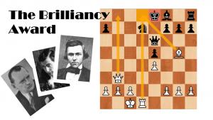 The Brilliancy Award - Mark's Invitational Correspondence Tournament - Vote Now