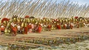 Pawns Adventures: Macedonian Phalanx