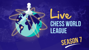 Live Chess World League: Season 7 First Stage