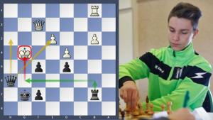 Road to the Grandmaster title - April GM round 1 - Counter-attack