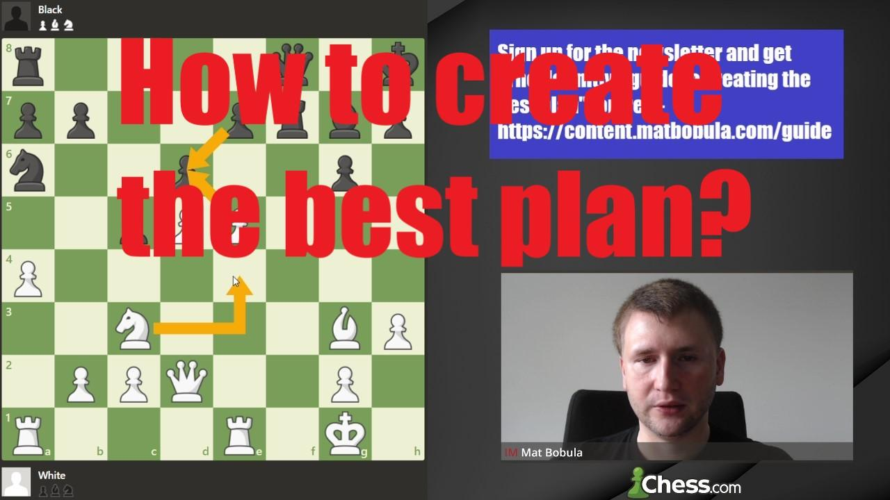 How to create the best plan?