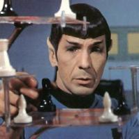 Mr. Spock - on chess