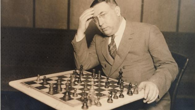 Rubinstein's Mastery on the Black Side of the Ruy Lopez