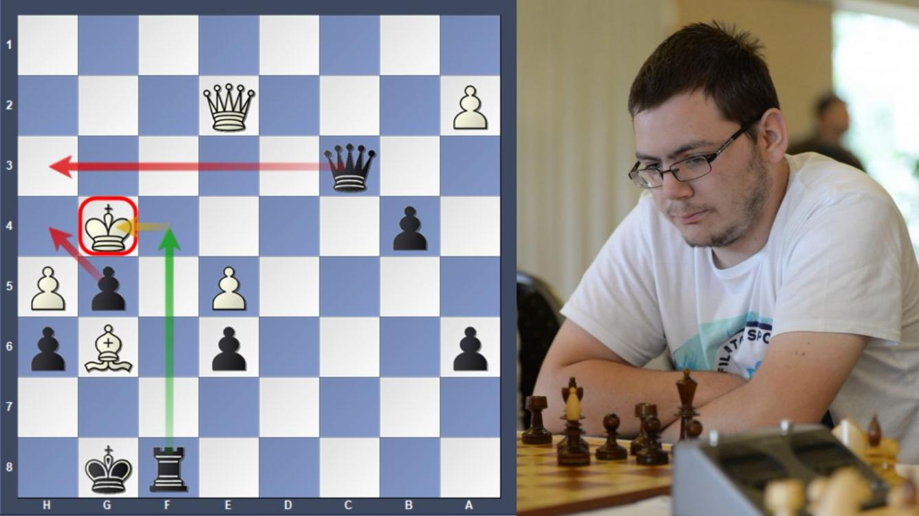 Road to the Grandmaster title - April GM round 3 - Chebanenko Slav