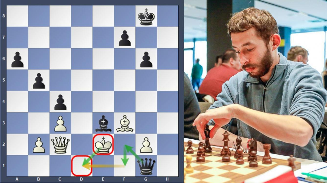 Road to the Grandmaster title - April GM round 4 - Space advantage