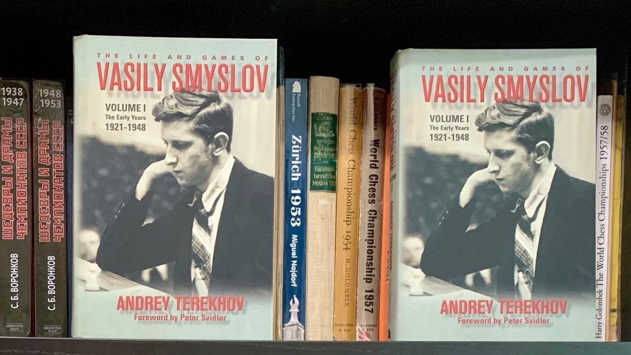 The early reviews of my Smyslov book