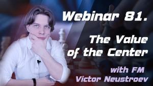 Webinar 81. The Value of the Center