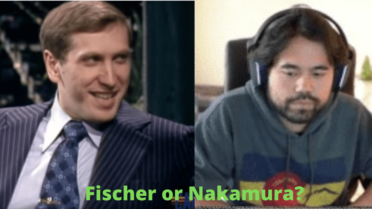 Who Would Be The Better Streamer, Fischer Or Nakamura?