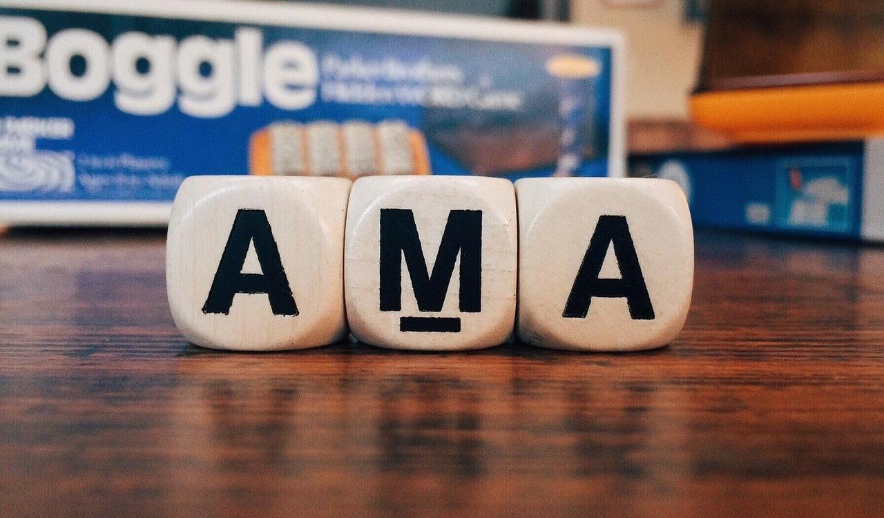 May AMA  Answers!