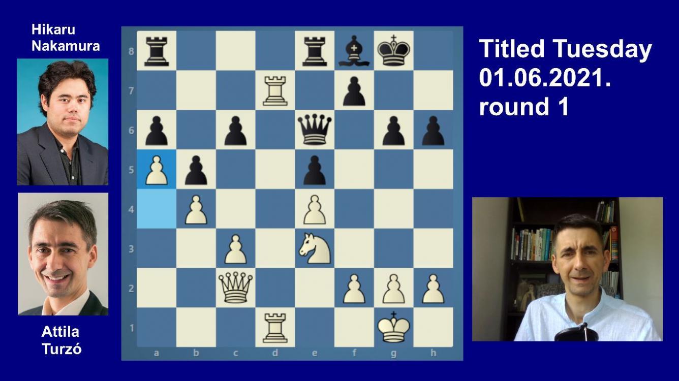 Road to the Grandmaster title with Hikaru Nakamura