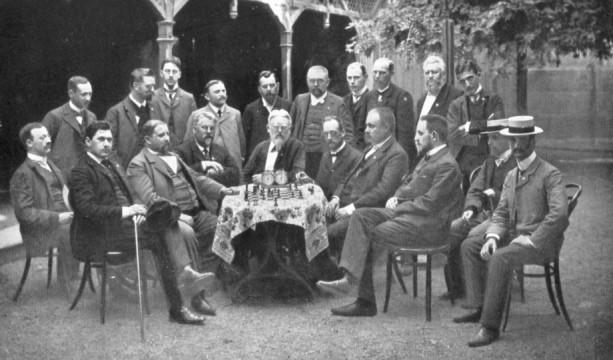 A Century of Chess: Coburg 1904