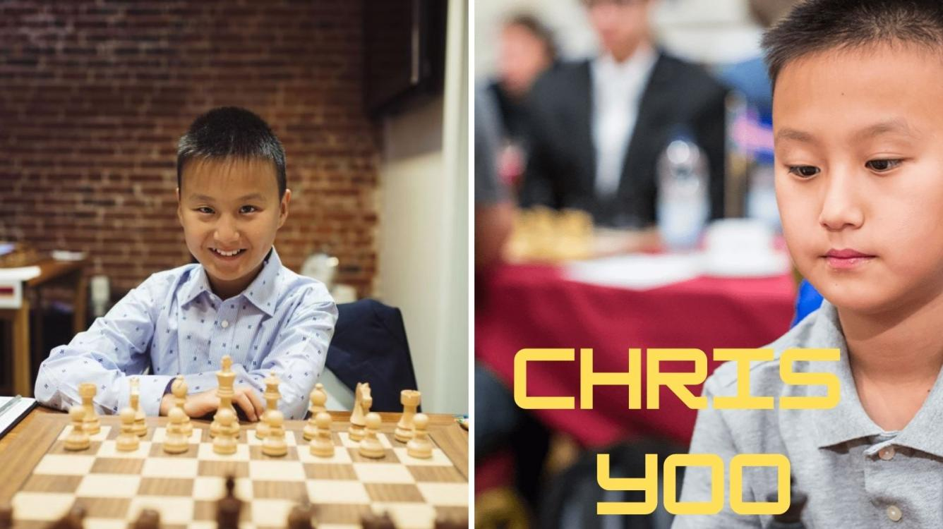My Interview with IM Christopher Yoo: What I Learned from the 14 Year Old Prodigy