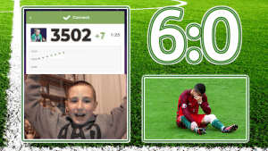 Excellent RESULT in Puzzles - 6:0!!!
