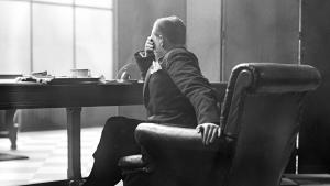 Alekhine playing blindfold in Paris 1925