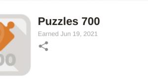 700 rating