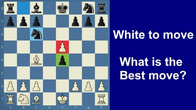 Road to the Grandmaster title | Elephant gambit