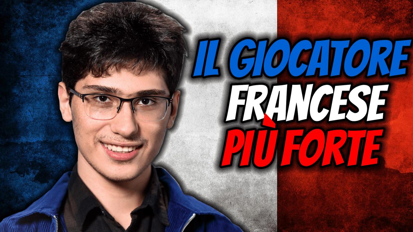IL GIOCATORE FRANCESE PIÙ FORTE!