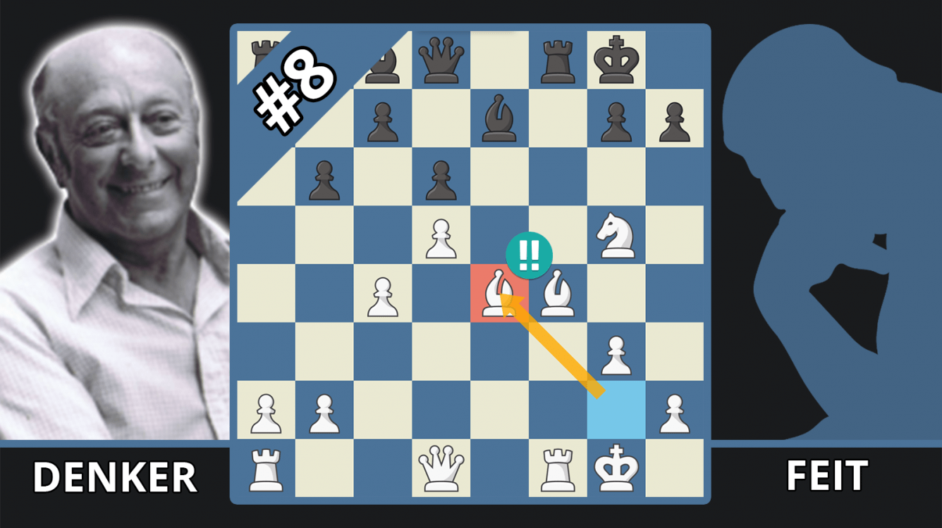 15-Year-Old Denker Crushes Dutch Defense - Best of the 20s - Denker vs. Feit, 1929