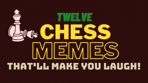 12 Chess Memes That Will Make You Laugh!