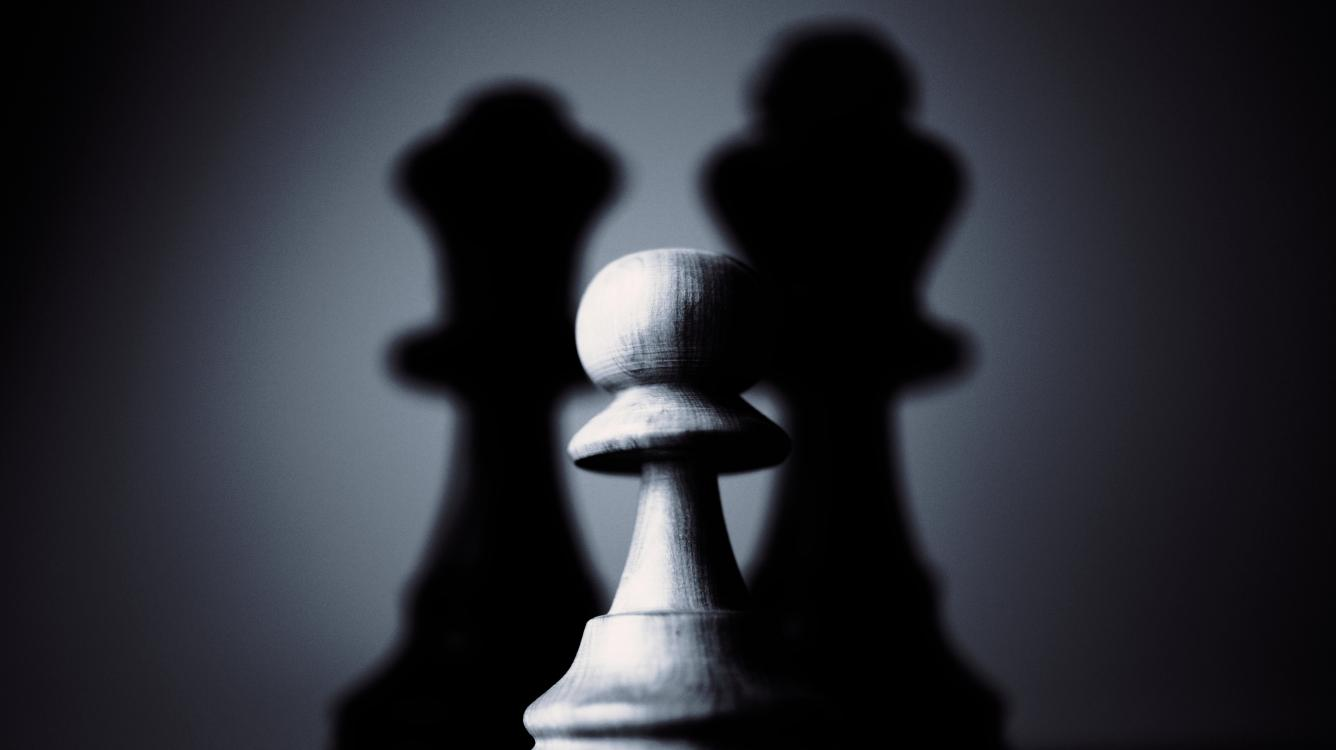 Think twice before moving a pawn