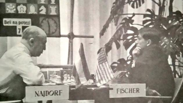 Najdorf vs. Fischer. Two Brilliant Games, Wonderful Annotations, and Some Thoughts.