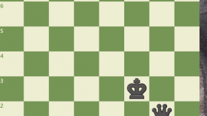Matowanie samą wieżą i samym hetmanem (+król)